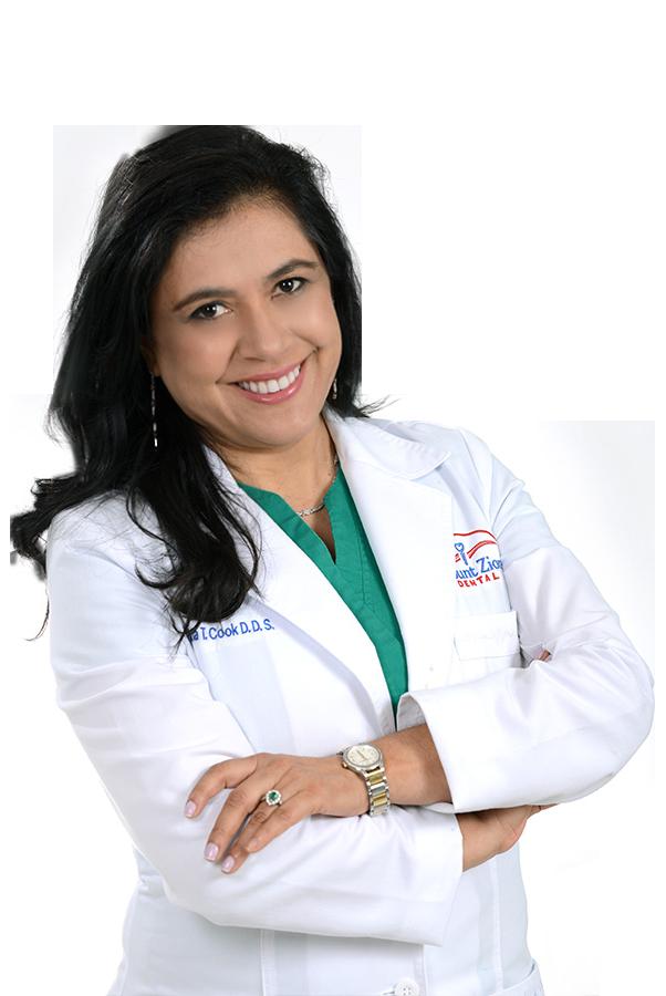 Dr Maria Teresa Cook